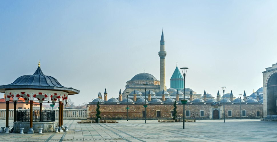 Places To Enjoy In Konya – Heritages Of The Mosques