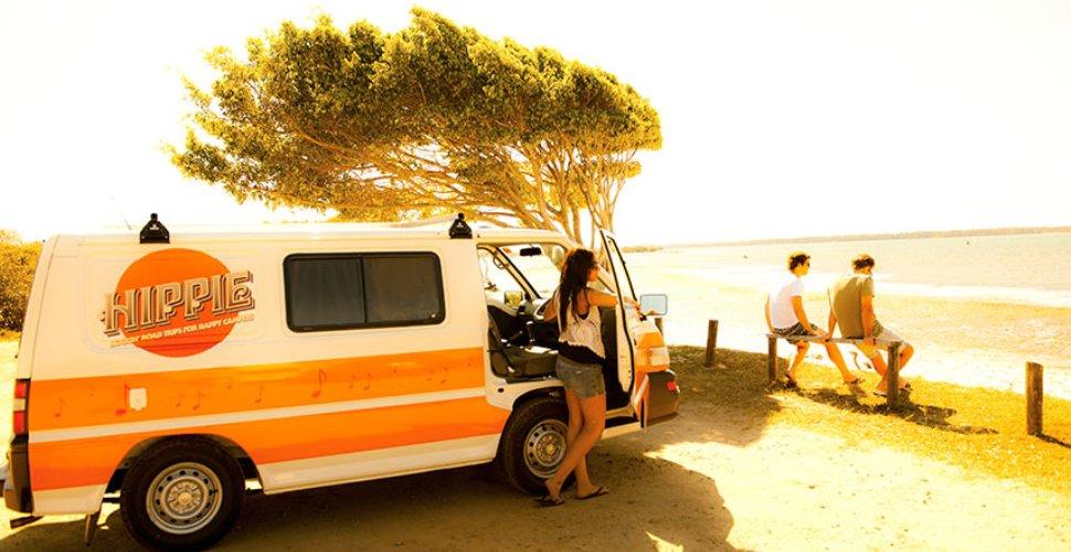 Australia Camper Travel to Victoria