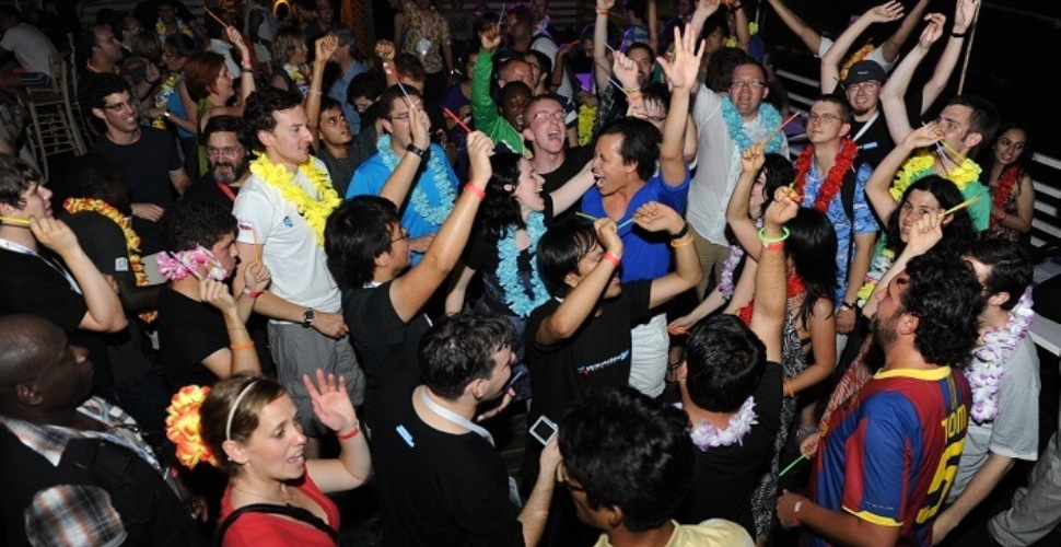 Clubbing in Hikkaduwa - The Real Deal