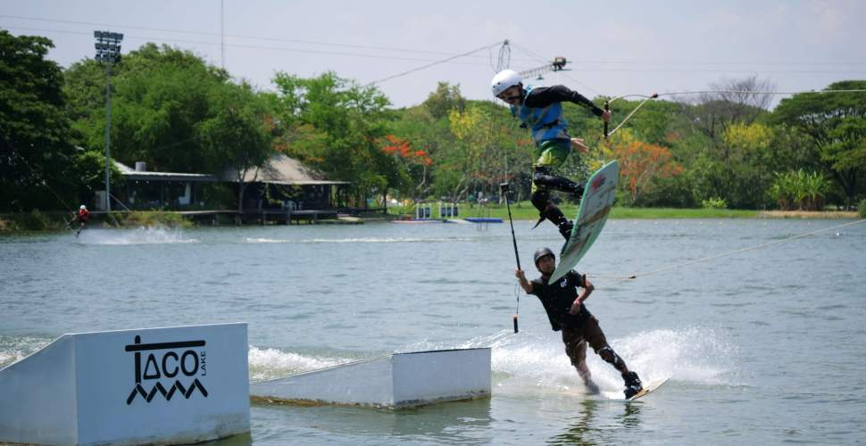 Wakeboarding in Bangkok - An Exciting And Unique Water Sport