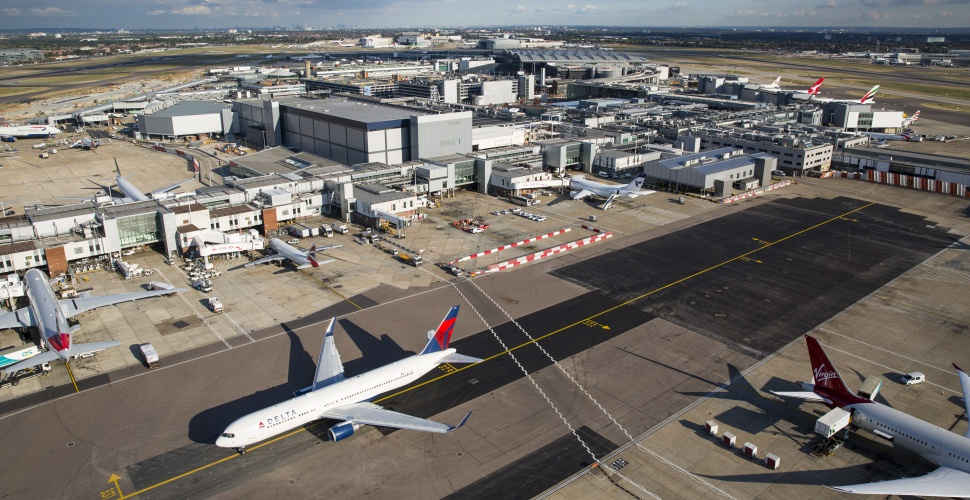 International Airports in London City