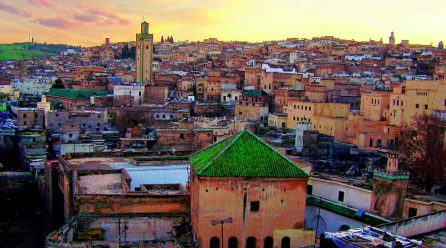 Travel to Fez - The Oldest of Morocco's Imperial Cities