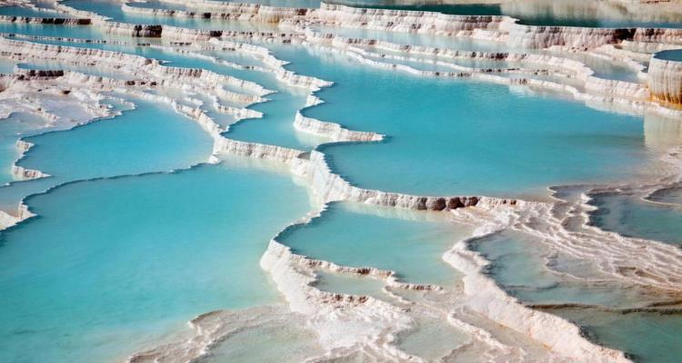 Pamukkale - Natural Breathtaking Miracle