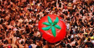 La Tomatina – Spanish Tomato Festival